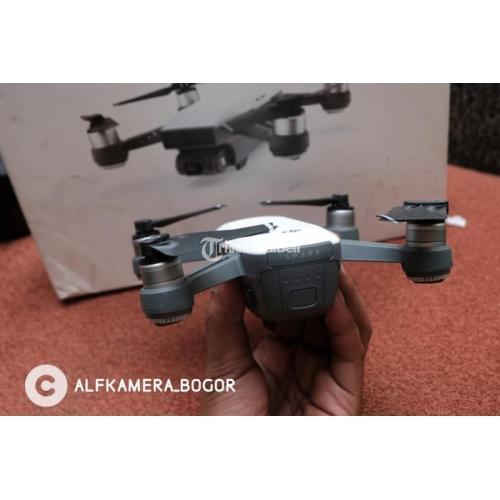 Drone Murah DJI Spark Controller Combo Bekas Lengkap No ...