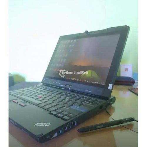 Laptop Lenovo Thinkpad X201 Bekas Core I7 Ram 8gb Gaming Murah Normal Di Jakarta Tribunjualbeli Com