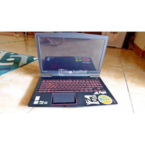 Laptop Lenovo Legion Y520 Bekas Gaming Murah Core I7 Ram 8gb Normal Di Jakarta Tribunjualbeli Com