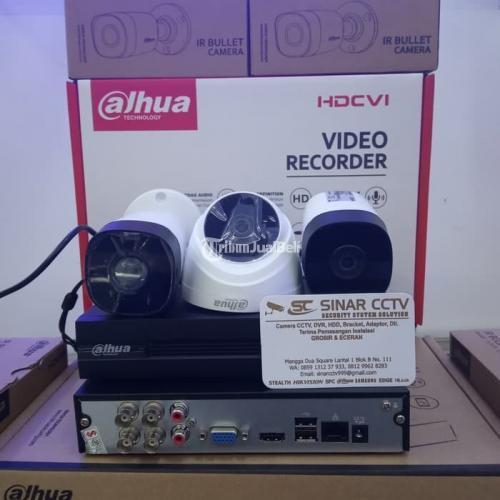 Paket Kamera CCTV di Bintaro Rempoa Pondok Pinang - Tangerang Selatan