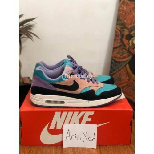 Sepatu Nike AirMax 1 Have A Nike Day Size us 10.5 (fit to us 10) Like New - Surabaya