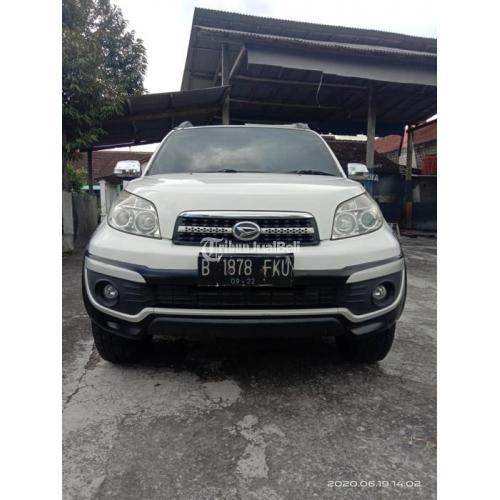 Daihatsu Terios TX 2013 Putih Bekas Bagus Mulus harga ...