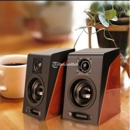 Speaker Multiguna Laptop, PC, TV, Hape, Media Player 2.0 Channel - Semarang