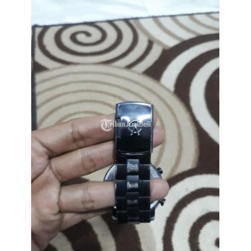 Jam Tangan Alexandre Chirstie 6323Mc Full Black Second Normal Nego - Jakarta