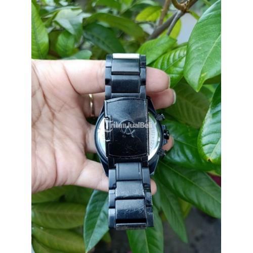 Jam Tangan Alexandre Christie Chronograph 6251MC Quartz 45mm Second Normal - Jogja