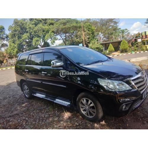 Toyota Kijang Innova 2015 Bensin Matic Sehat Asli Plat AB Pajak Jalan Nego - Purworejo