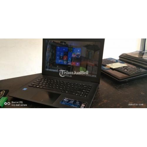 Laptop Asus X453 Bekas Ram 2GB Normal Layar 14 Inch Mulus Murah - Malang