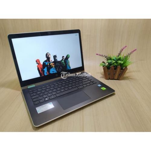 Laptop Hp X360 Core I7 Kabby Ssd Hdd Flip Touchscreen Second Like New Di Solo Tribunjualbeli Com