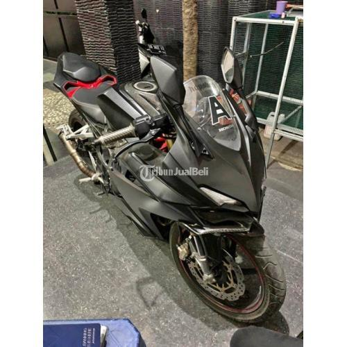 Motor Sport Murah Honda CBR 250 Bekas Tahun 2018 Black ...