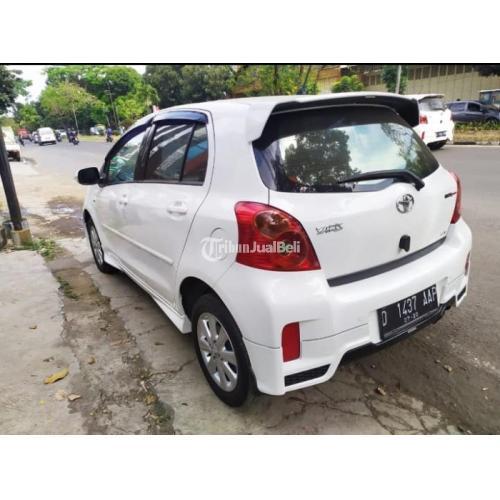 Mobil Toyota Yaris Trd Sportivo Bekas Tahun 2013 Matic Murah Normal Di Bandung Tribunjualbeli Com
