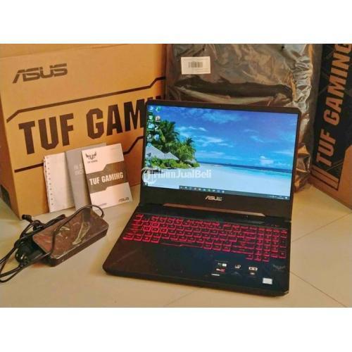 Laptop Gaming Murah Asus TUF Bekas Core i5 Ram 8GB Lengkap Normal - Bekasi