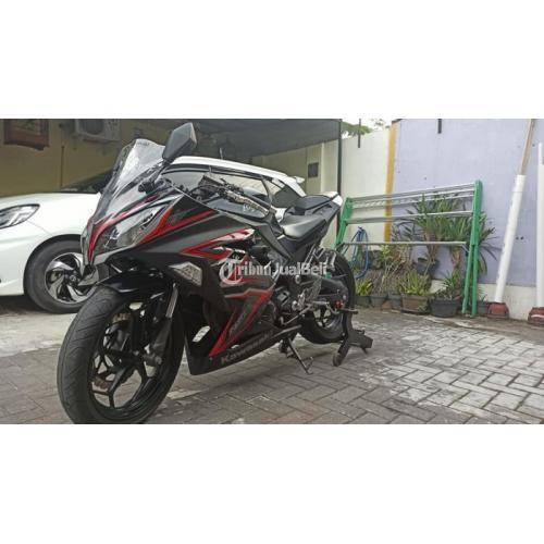 Kawasaki Ninja FI 2013 Motor Sport Bekas KM Rendah Pajak ...
