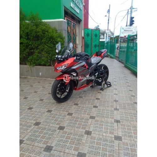 Motor Sport Murah Kawasaki Ninja ABS Bekas Tahun 2019 ...
