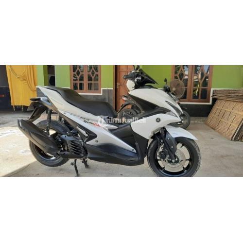 Motor Yamaha Aerox S Bekas Tahun 2017 ISS ABS Harga Rp 20 Juta Nego Murah - Yogyakarta