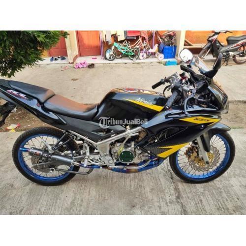 Motor Sport Murah New Kawasaki Ninja RR Bekas Tahun 2013 ...