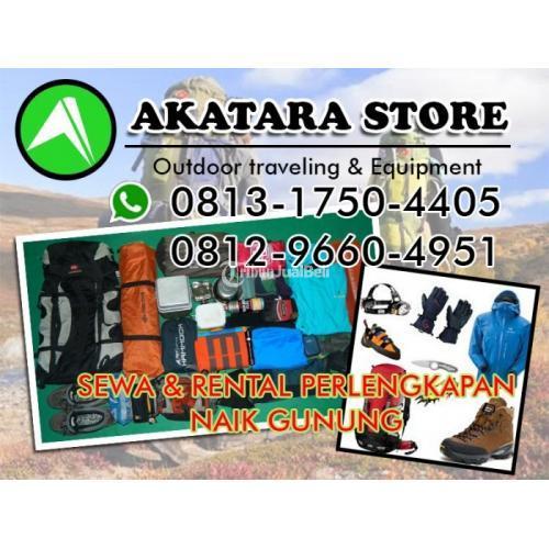 Akatara Outdoor Sewa Alat Camping Murah Bekasi Di Jawa Barat Tribunjualbeli Com