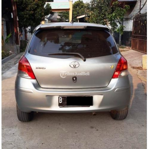 Toyota Yaris J 2010 AT Mobil Second Full Orisinil Harga Nego - Bekasi