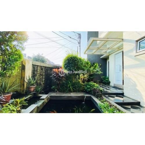 Jual Rumah 4BR, 400m2 4KT 4KM Pondok Indah Harga Nego - Jakarta Selatan