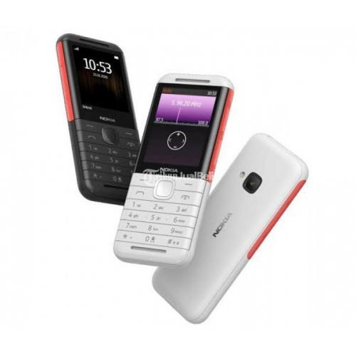 Hape Nokia 5310 Reborn 2020 New Garansi Resmi Nokia Indonesia - Jakarta
