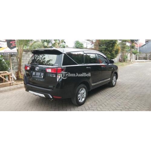 Toyota Innova Reborn G Manual 2018 Mobil Super Istimewa Surat Lengkap - Makassar