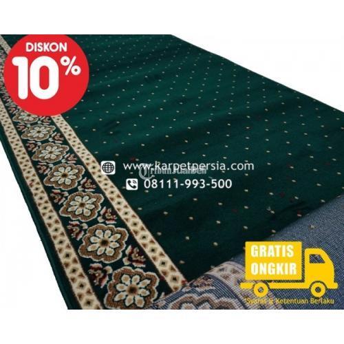 Karpet Masjid Tebal 10MM Harga Murah Kualitas Bagus - Jakarta Utara