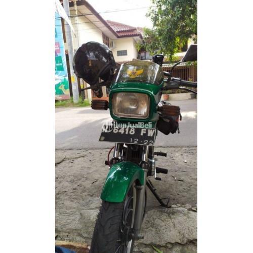 Yamaha RX Spesial 1997 Motor Bekas Sehat Surat Komplit Harga Nego - Semarang