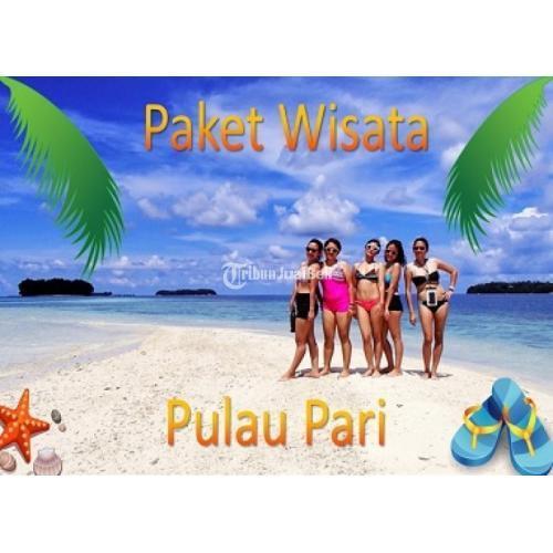Paket Wisata Pulau Seribu - One day Tour - 2D1N - 3D2N - Jakarta Timur