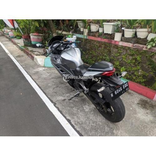 Motor Kawasaki Ninja 250 Fi Bekas Tahun 2013 Harga Rp 35 Juta Nego Lengkap Murah - Ungaran