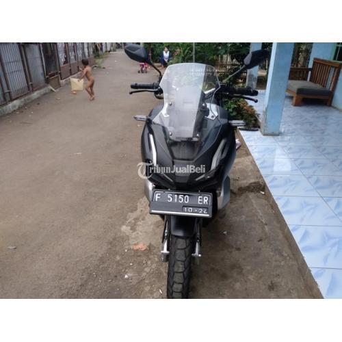 Motor Honda Adv 150 Bekas Tahun 2019 Harga Rp 29 5 Juta Nego Matic Murah Di Bogor Tribunjualbeli Com