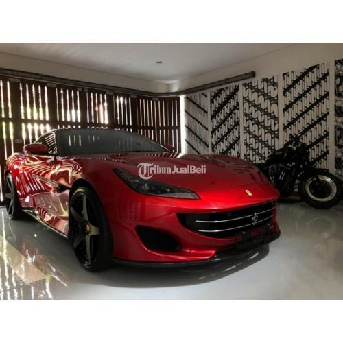 Mobil Sport Ferrari Portofino Tahun 2019 Bekas Harga Rp 11,5 M Like New Murah - Tangerang