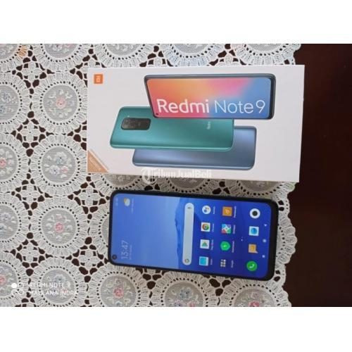 Hp Redmi Note 9 Bekas Harga Rp 2 3 Juta Ram 4gb 64gb Murah Lengkap Di Sleman Tribunjualbeli Com