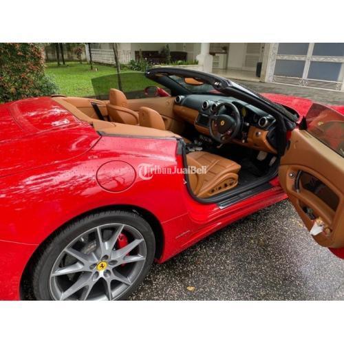 Mobil Ferrari California Bekas Harga Rp 4 M Nego Sport Car ...
