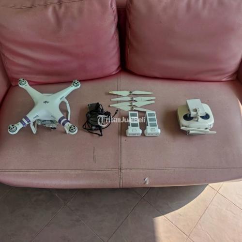 Drone DJI Phantom 3 Pro Bekas Harga Rp 6 Juta Lengkap Siap ...