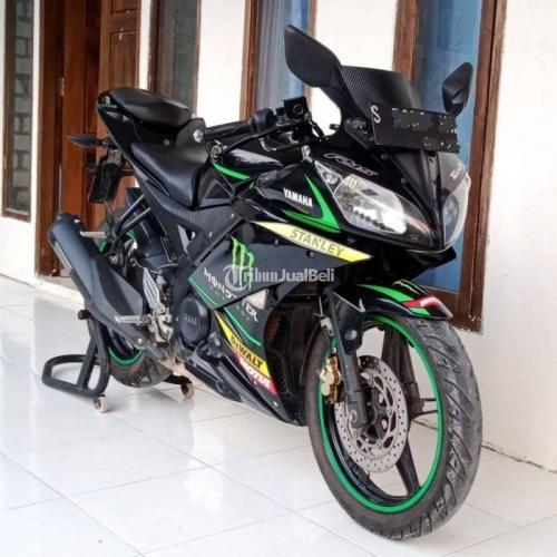 Yamaha R15 2015 Motor Sport Orisinilan Pajak Bary Mulus KM ...