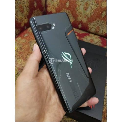 Hp Asus Rog Phone 2 Bekas Harga Rp 7 95 Juta Ram 8gb 128gb Murah Di Yogyakarta Tribunjualbeli Com