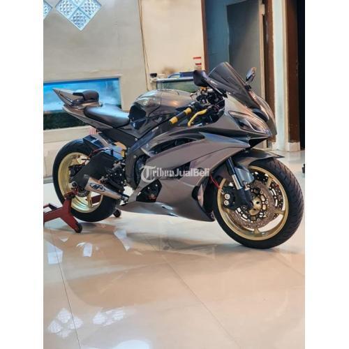 Motor Sport Murah Yamaha R6 Bekas Harga Rp 210 Juta Nego ...