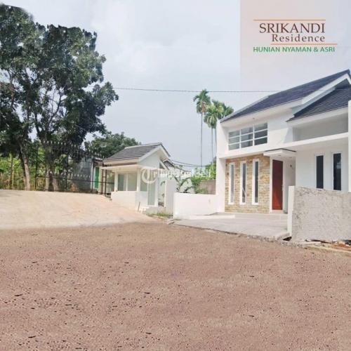 Srikandi Residence Minimalis DP 5jt (free biaya2)