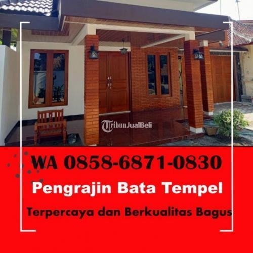 Produsen Bata Tempel, Bata Tempel Harga Bersaing -  Magelang