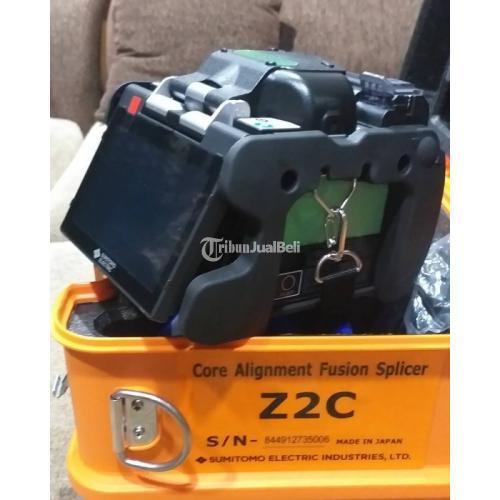 Fusion Splicer Sumitomo Z2C - Gratis Ongkir & Free Training - Tangerang