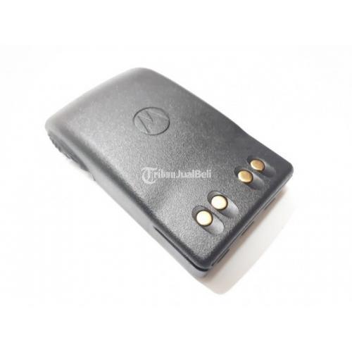 Baterai HT Motorola GP338+ GP338 Plus GP328+ GP328 Plus Tebal 1800mAh - Jakarta