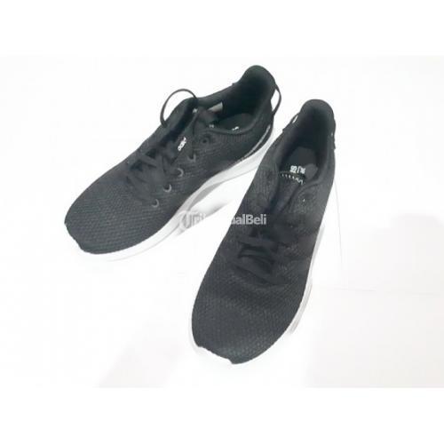 Sepatu Running Wanita Adidas CF Racer TR CG5764 Black White Original ADD005 - Jakarta