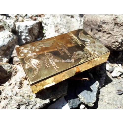 Korek Api Mewah S.T. Memorial Dupont Seri LE001 Bright Sound Metal - Jakarta