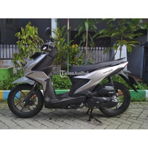 Motor Honda Beat Deluxe Bekas Harga Rp 15 Juta Nego Tahun 2020 Matic Murah Di Surabaya Tribunjualbeli Com