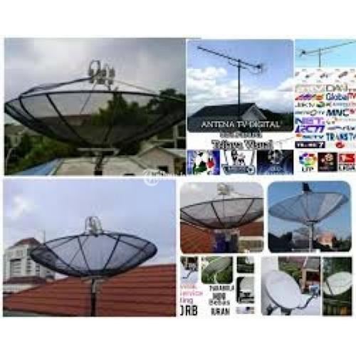 Promo Pemasangan Antena Parabola Harga Terjangkau - Jakarta TImur