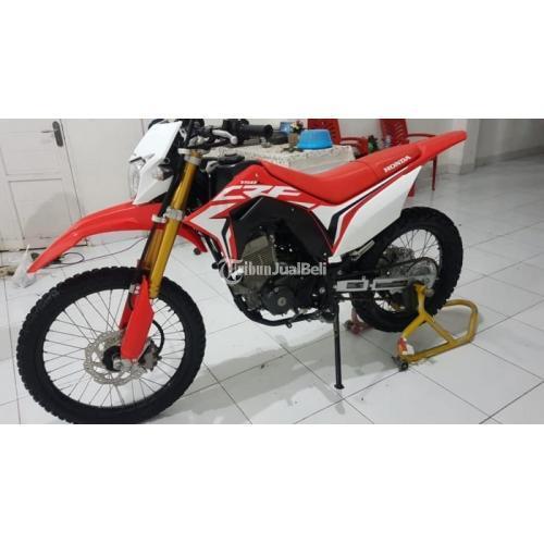 Motor Trail Murah Honda CRF 150L Bekas Harga Rp 29,7 Juta ...