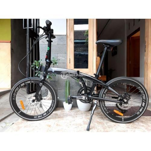 Sepeda Lipat Element Ecosmo Z8 Bekas Harga Rp 5,2 Juta ...