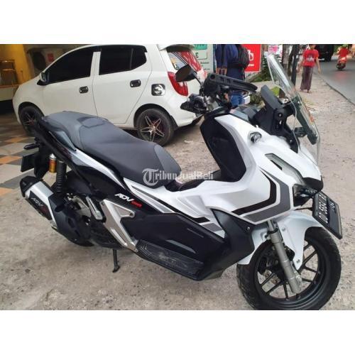 Motor Honda Adv 150 Bekas Harga Rp 34 Juta Tahun 2019 Matic Murah Normal Di Makassar Tribunjualbeli Com