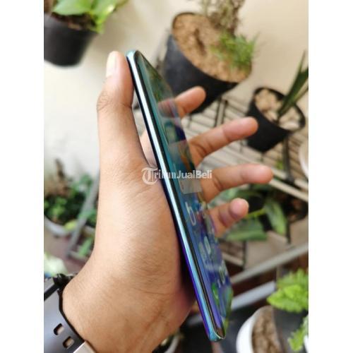 HP Huawei P30 Pro Ram 8/256GB Blue Bekas Mulus Nominus - Bekasi