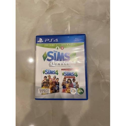Game Sony PS4 Pro 1TB Fullset Second Mesin Aman Mulus Harga Nego - Jakarta