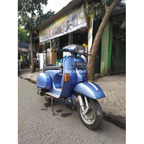 Sekuter Vespa PX Bekas Harga Rp 8 Juta Tahun 1981 Lengkap Pajak Off - Bandung